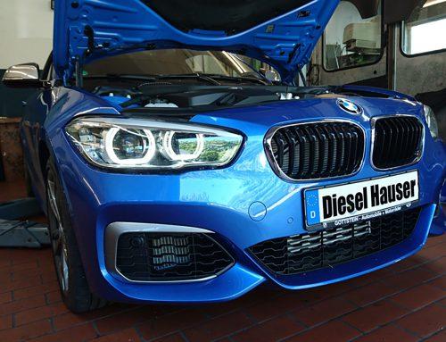 BMW Standheizung nachrüsten
