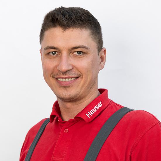 Emil Hristodor - KFZ Meisterbetrieb Hauser in München