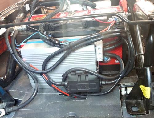 Ladebooster für eine optimale Auto-Batterie